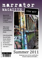 Narrator Magazine Summer 2011 NSWACT cover small